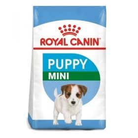 Royal Canin Puppy e Junior Cane Mini 8 kg.