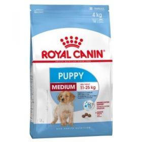 Royal Canin Puppy e Junior Medium 4 kg