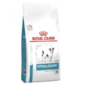 Royal Canin Veterinary Diet cane Small Hypoallergenic 3,5 Kg