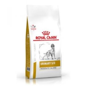 Royal Canin Veterinary Diet Cane Urinary S/O Moderate Calorie 6,5 Kg.