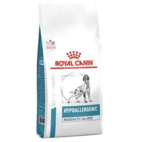 Royal Canin Veterinary Diet Hypoallergenic Cane Moderate Calorie 1,5 kg