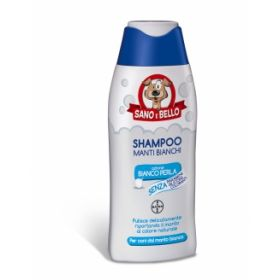 Bayer Sano e Bello Shampoo Manti Bianchi 250 ml