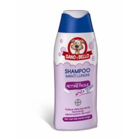 Bayer Sano e Bello Shampoo Manti Lunghi 250 ml