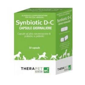 Synbiotic d-c Therapet 10 capsule