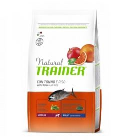 Trainer Natural Adult Cane Medium Tonno e Riso 3 Kg