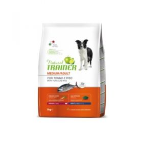 Trainer Natural Adult Cane Medium Tonno e Riso 12 Kg