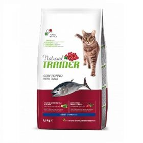 Trainer Natural Adult Gatto Tonno 1,5 kg.