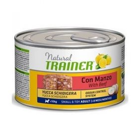 Trainer Natural Cane Adult Small e Toy Manzo e Riso da 150 gr