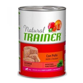 Trainer Natural Cane Puppy Mantenimento Junior Medium/Maxi al Pollo da 400 gr