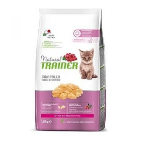 Trainer Natural Kitten Pollo Fresco 1,5 Kg