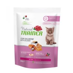 Trainer Natural Kitten Salmone 300 Gr.