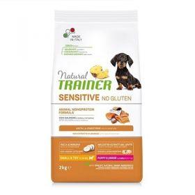 Trainer Sensitive Cane Puppy no gluten Mini Salmone 2 kg