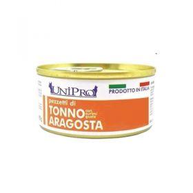 Unipro Gatto Tonno, Surimi e Aragosta 85 gr