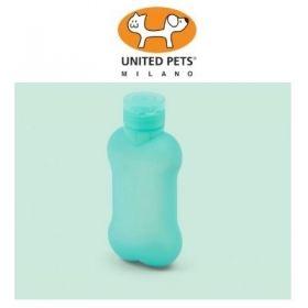 United Pets Bon Ton Pi Bottiglietta portatile lava pipì per Cani e Gatti Color Acqua di mare