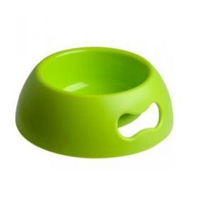 United Pets Ciotola Pappy Verde Fluo 25 cm.,