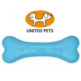United Pets Cnosso - Osso in Gomma Termoplastica Medio colori Assortiti