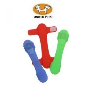 United Pets Petzpoint Copricollare luminoso in Silicone Rosso