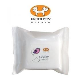 United Pets Tissues Salviettine umidifcate per dispencer e Refil