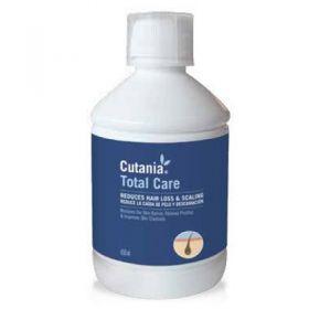 Vetnova CUTANIA Hair Total Care Integratore dermatologico per cani e Gatti 450 Ml