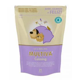 Vetnova MULTIVA Calming Gatto  o Cane Piccolo 21 Chews