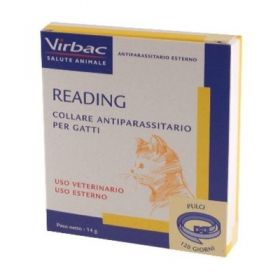 Virbac Reading Long action collare Gatto 2,1 gr